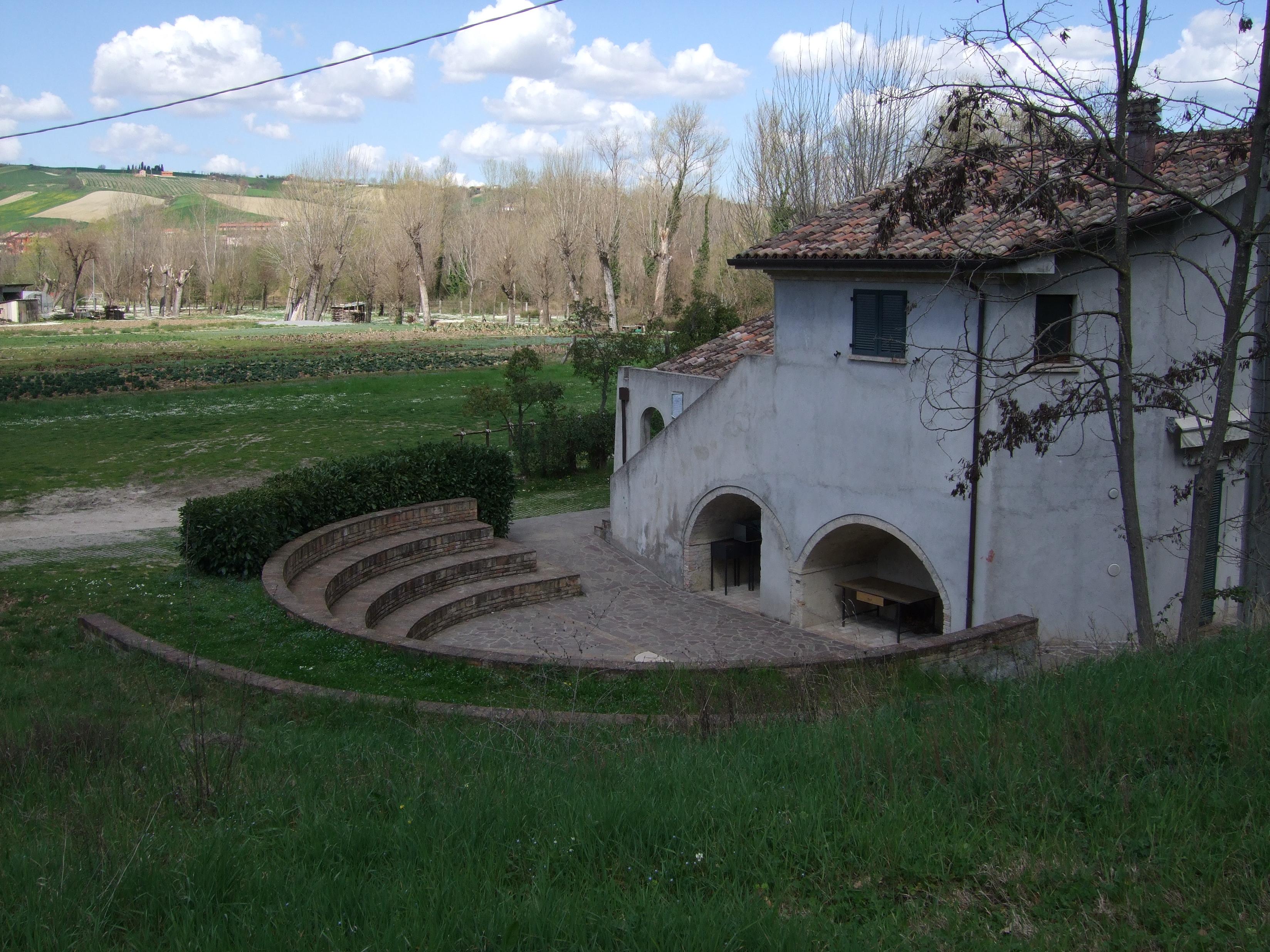 La Casa E Il Terreno Gruppo Scout A G E S C I Morciano Di Romagna 1