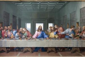Leonardo - ultima cena